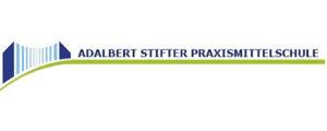 Adalbert Stifter Praxismittelschule Logo